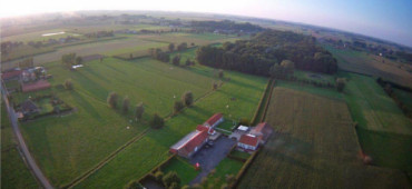 Luchtfoto site Lange Max (R. Roelens)