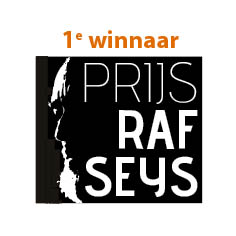 1st winner Price Raf Seys