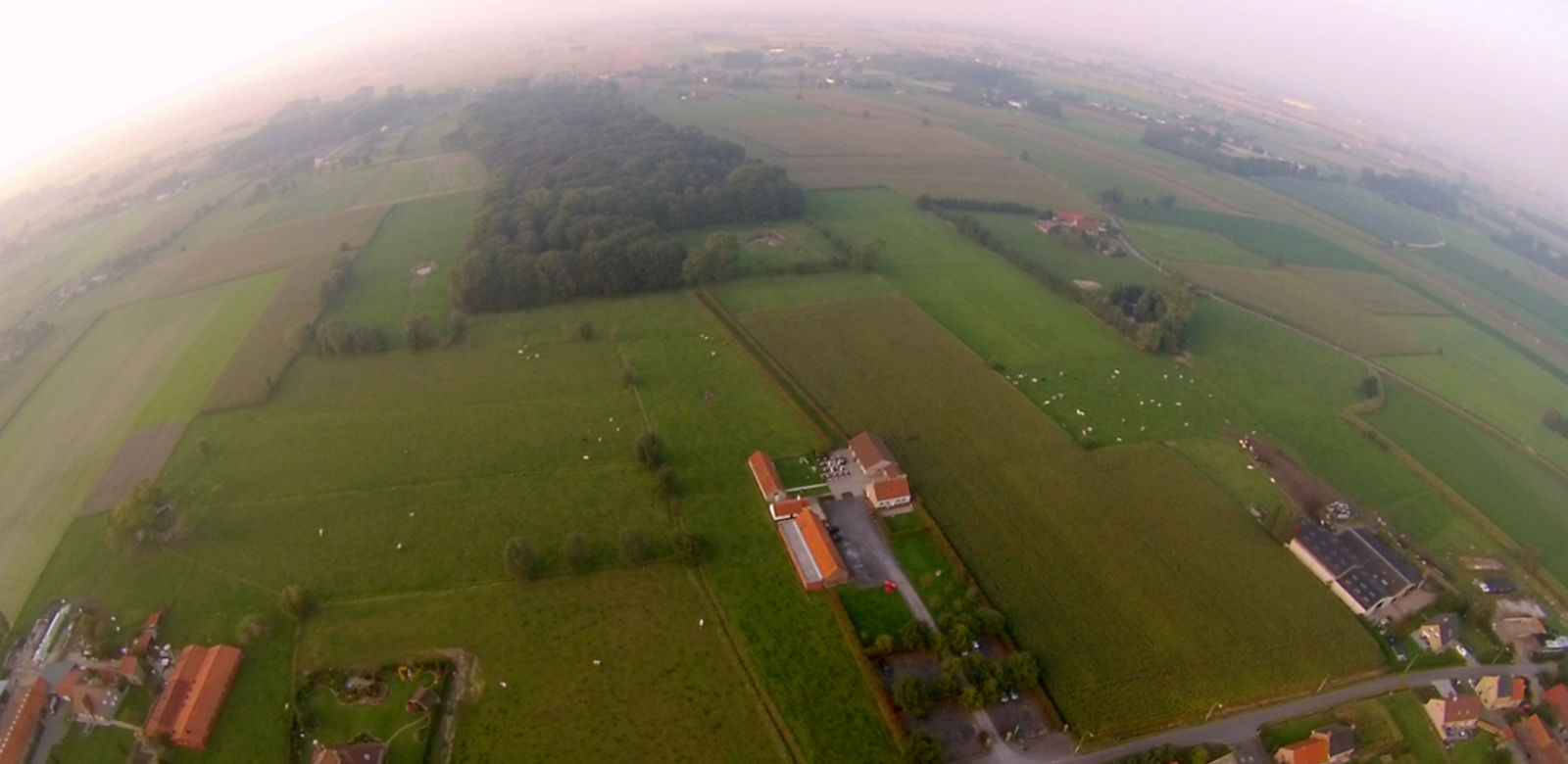 Luchtfoto Site Lange Max